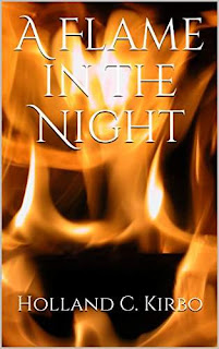 A Flame in the Night (The Legends of Aewyr Book 1) by Holland C. Kirbo