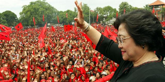 Di Tengah Bencana Banjir, Megawati Ajak Kader Wujudkan Politik Hijau