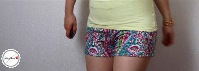 Levitas- ich geh dann mal schlafen! Schlummerschnitte Sew Along: Shorts