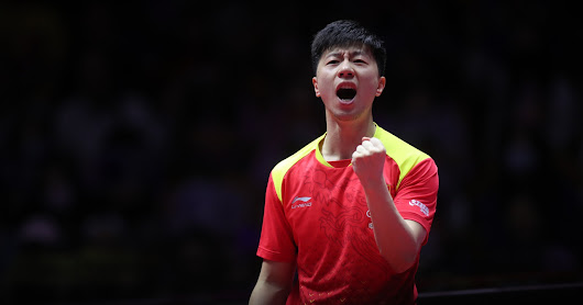 It's Time to Recognize that Ma Long is the Greatest Table Tennis Player of All Time