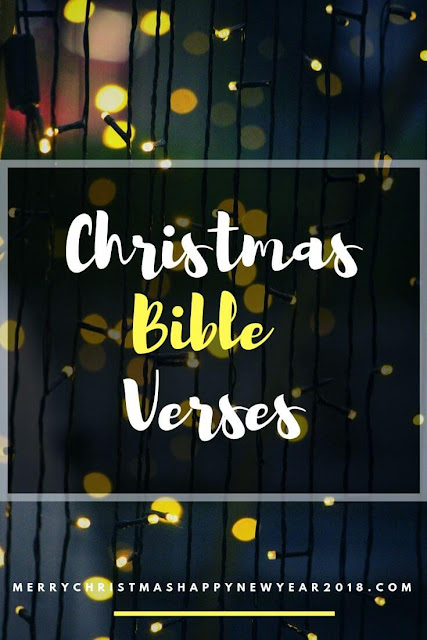 Best Christmas Bible Verses for Cards