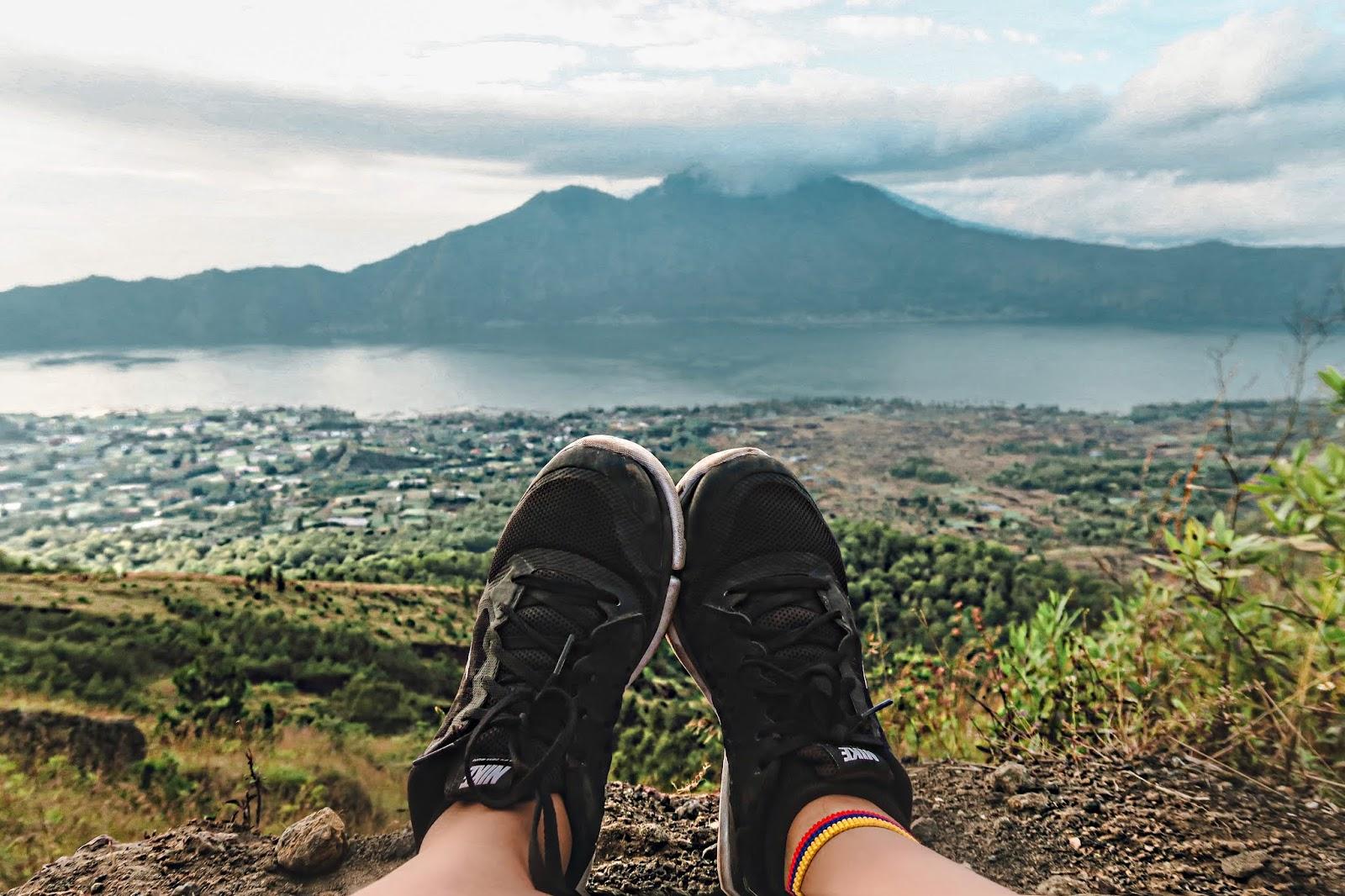 Sunrise Hike Mt Batur Bali Indonesia