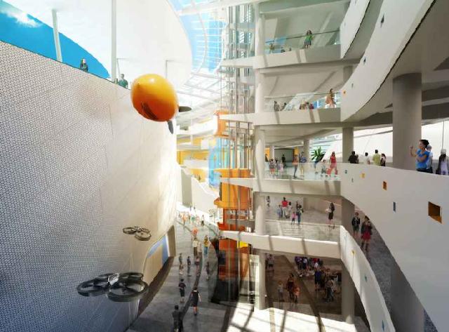 Museu de Ciência Patrícia e Phillip Frost em Miami