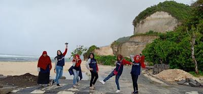 Pantai Melasti Ungasan, Badung, Tabanan, Bali
