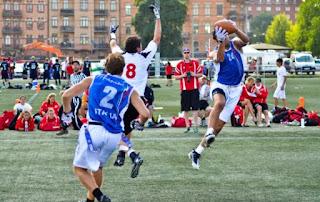 FLAG FOOTBALL - Campeonato de Europa 2013 (Pesaro, Italia) - Los daneses y las austríacas son tricampeones/as de Europa