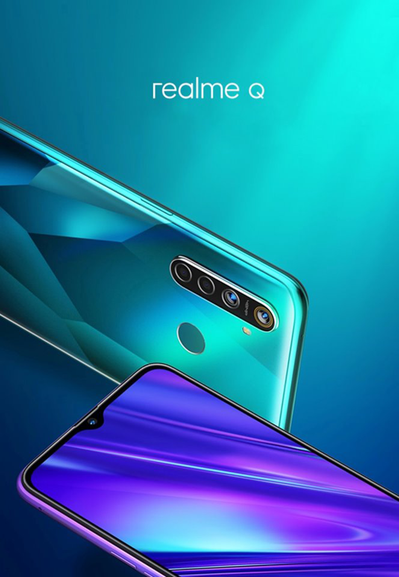 Realme Q announced in China, SD712 on a budget