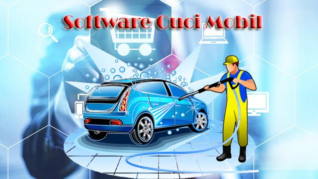 Jasa Software Cuci Mobil, Jasa Software Carwash
