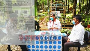 Harimau Sumatera Berkeliaran di Hutan Sibayak, Camera Trap Sudah Dipasang Dibeberapa Titik