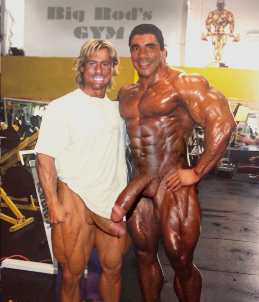 The Ifnb Report Massive Muscle And Cock Blog International Naked Gyms 27