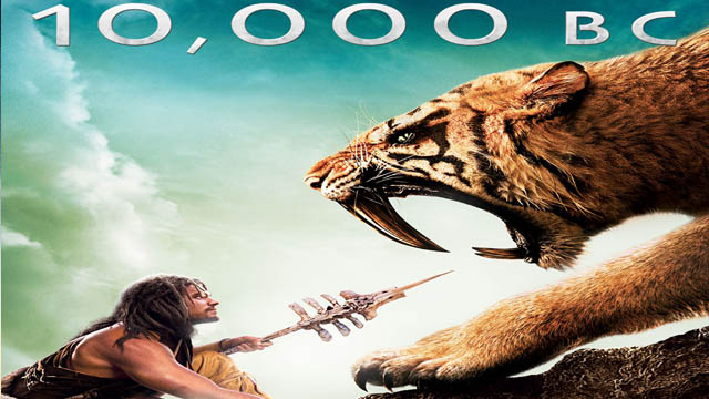10,000 BC (2008) Hindi Dubbed Movie 720p BluRay Download