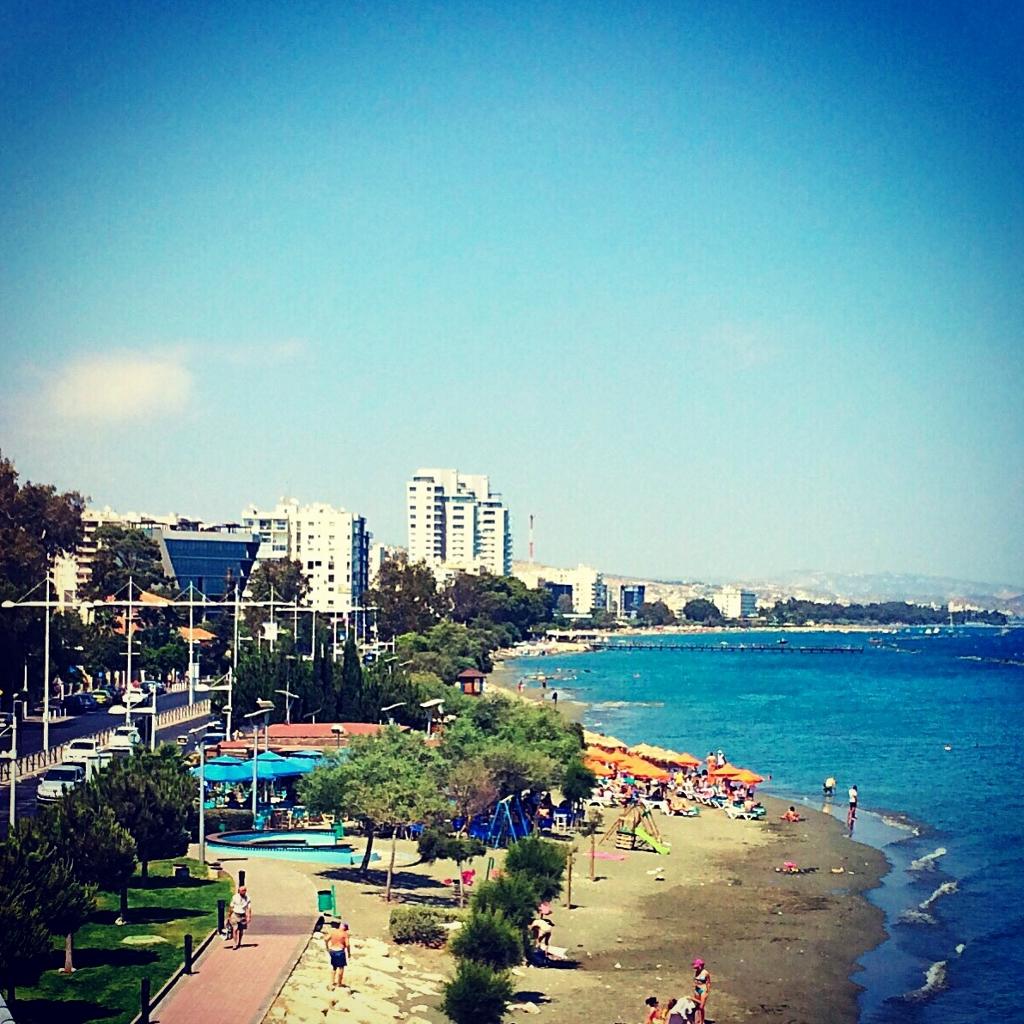Exploring Cyprus: Limassol City Seafront