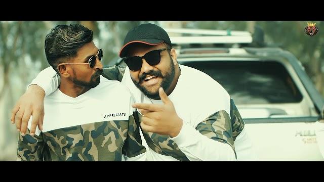 Main Tera Bhai Lyrics - Bhalu Rapper
