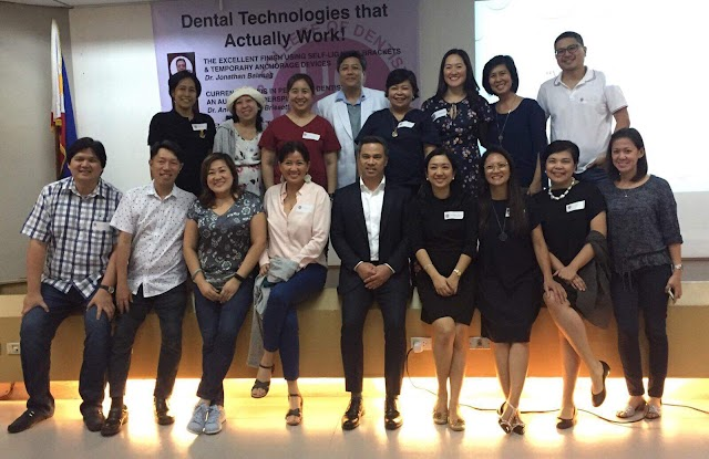 UPCD Batch 1995: Scientific Seminar (Photos)