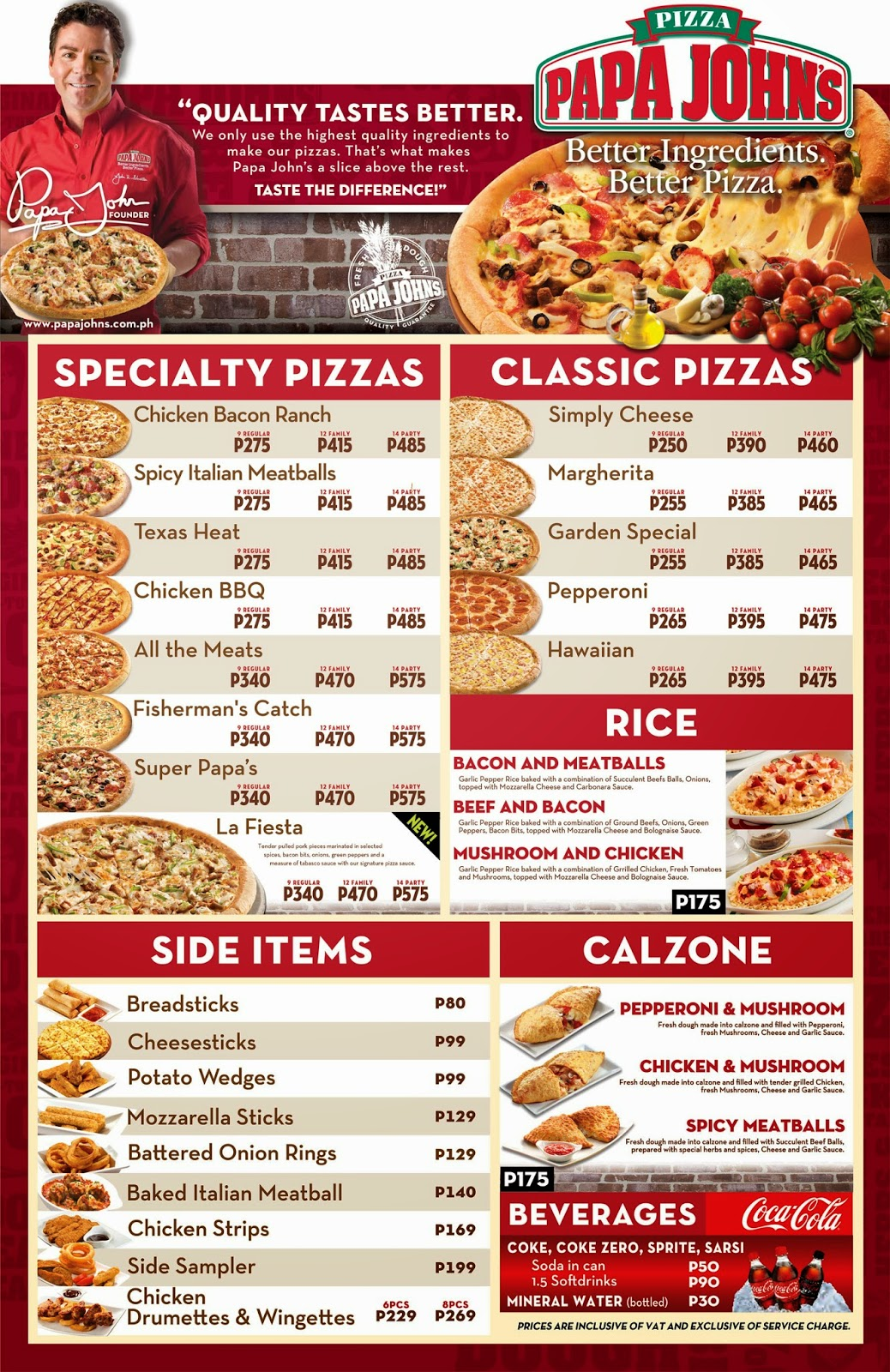 Papa Johns coupons and promo codes. Trust truezloadmw.ga for Pizza savings.