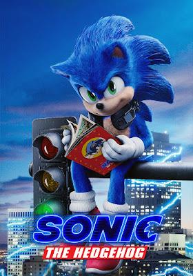 Sonic The Hedgehog 2020 DVD HD Dual Latino Cam + Sub