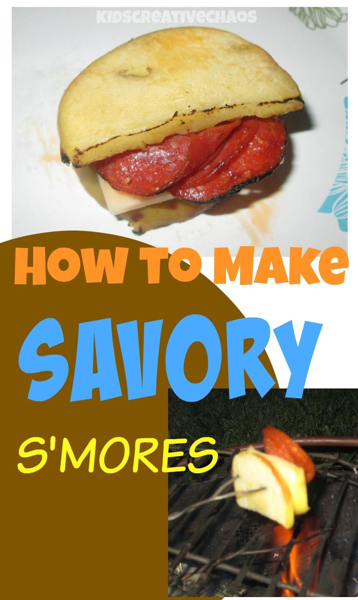 ideas for a s'more party