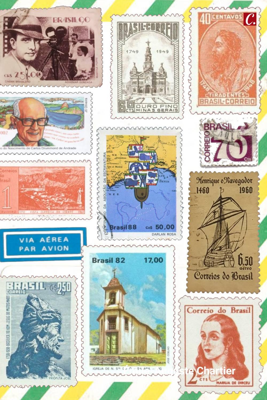 literatura paraibana cronica cotidiano nostalgia cartas correios selos namoro