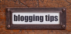 Blogging Tips 2019