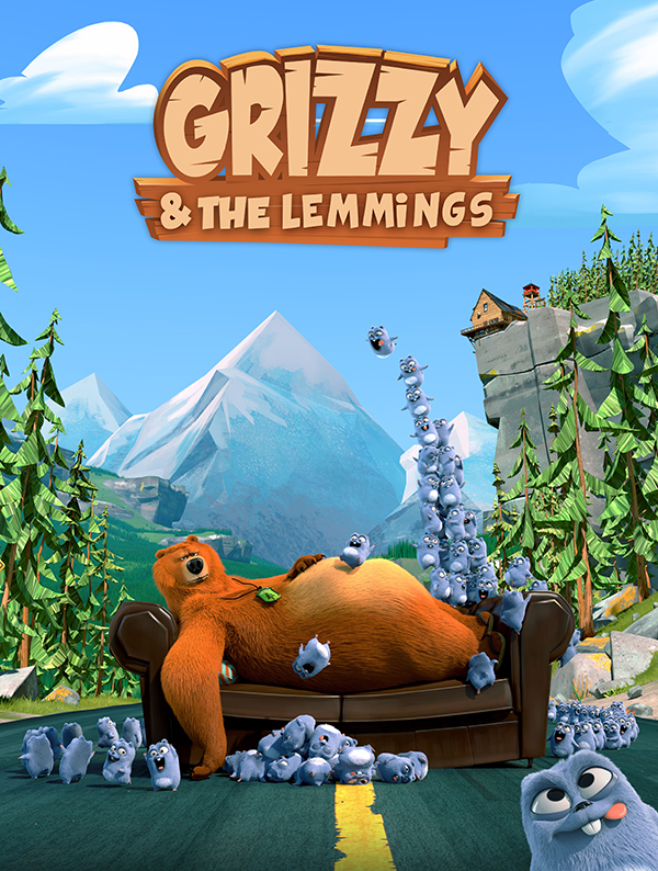Grizzy-the-Lemmings-episodios-Boomerang