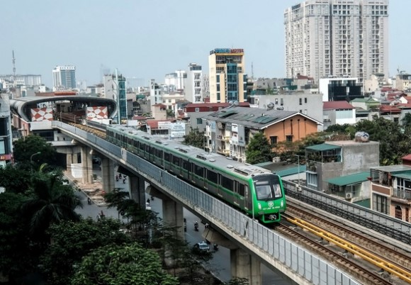 Đường sắt nghìn tỉ Cát Linh – Hà Đông, biết không hiệu quả vẫn làm