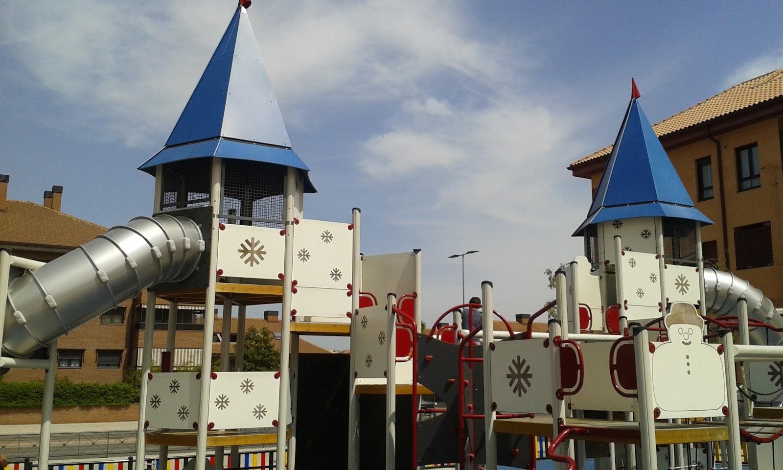 De profesi n mami parques para ni os grandes en madrid - Decoracion san sebastian de los reyes ...