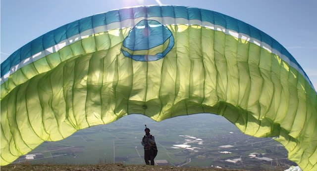 Θεσπρωτία: Με επιτυχία η Παραμυθιά φιλοξένησε τον Πανελλήνιο Αγώνα Αλεξιπτώτου Πλαγιάς