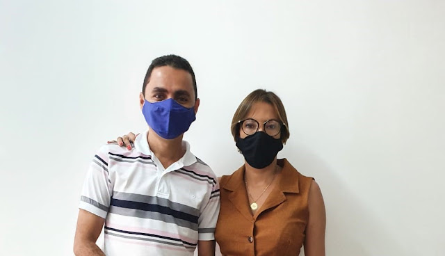 Vereador Cesinha da Saúde de Cristópolis visita núcleo regional de saúde do oeste