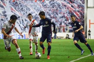 اهداف مباراة اتلتيكو مدريد ورايو فاليكانو اليوم السبت 30 ابريل 2016 وملخص كورة يوتيوب نتيجة لقاء الدوري الاسباني