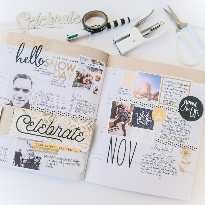 5 Ways on Every Planner Page