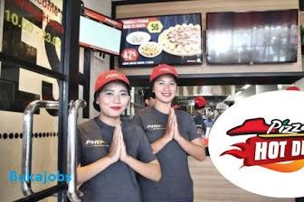 Lowongan Kerja Pizza Hut Delivery Terbaru 2019