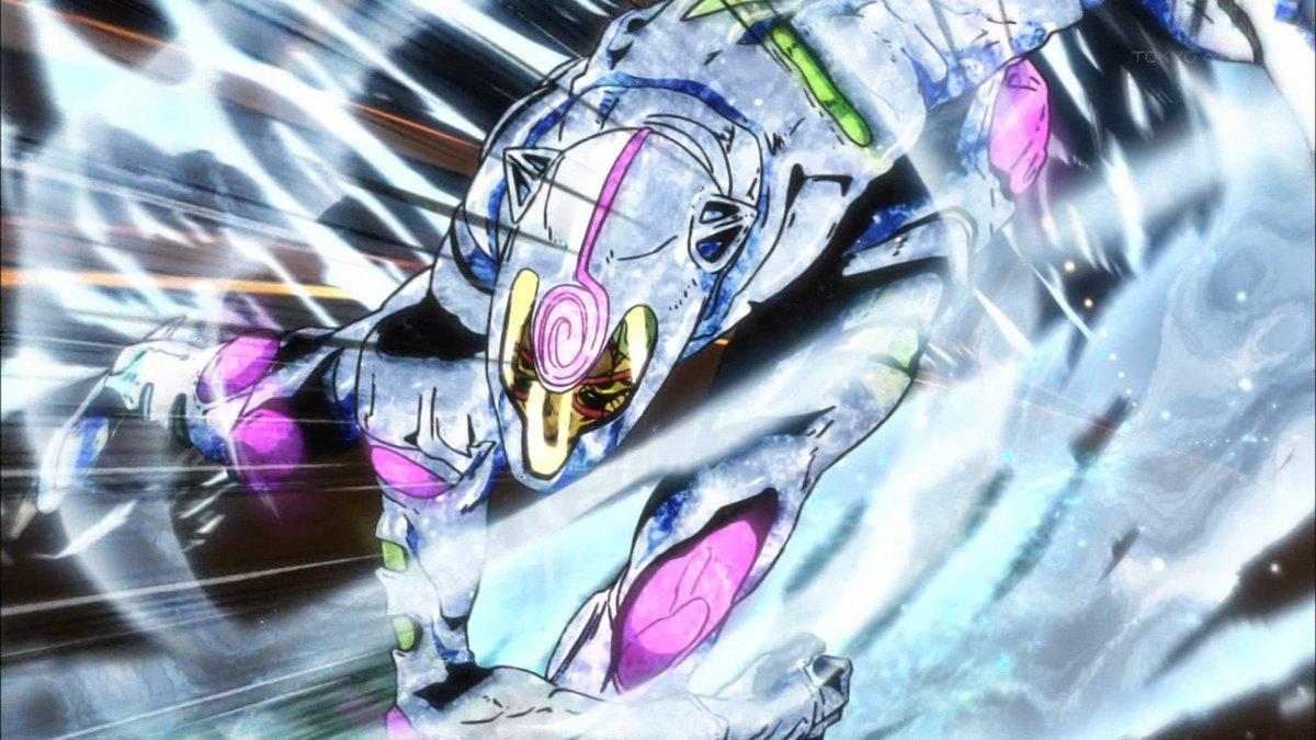 ジョジョ5期18話 アニメ版 ギアッチョのブチギレイカれ具合が最高wwwwww