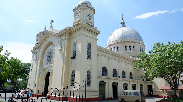 cathedral church of silay city