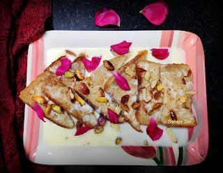 Shahi Tukda/ Shahi Tukra