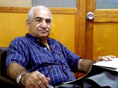 Róger Aguilera, en la redacción de la Corresponsalía de la Agencia Cubana de Noticias. (Tiempo21 Fotos /Angeluis)