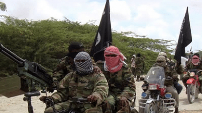 Insurgents said to be Boko Haram reportedly attack Geidam town in Yobe