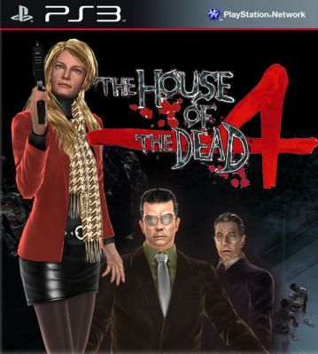 The House Of The Dead 4 Psn Download Game Ps3 Ps4 Ps2 Rpcs3 Pc Free