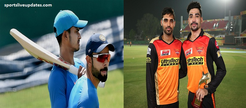 India Announce The T20 Squad Against New Zealand