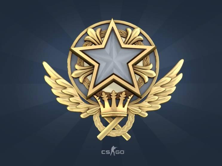 odznaka csgo 2021