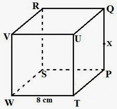 MATEMATIKA KITA: Jarak titik ke bidang pada bangun ruang