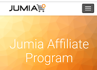 Jumia Affiliate Marketing Program - Make Money Online With Jumia.Com.Ng