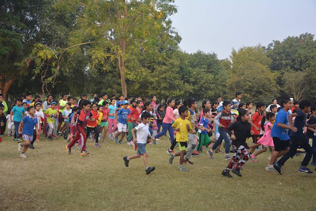 Hyderabad Runners have been actively promoting leading a healthy and active lifestyle and running as a preferred form of fitness