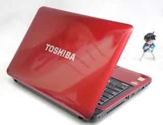 Laptop Bekas Toshiba L645D