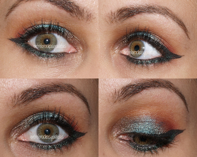 maquillaje navidad pigmento kiko