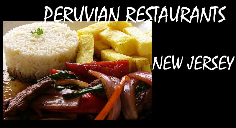 Peruvian Restaurant Morristown Nj
