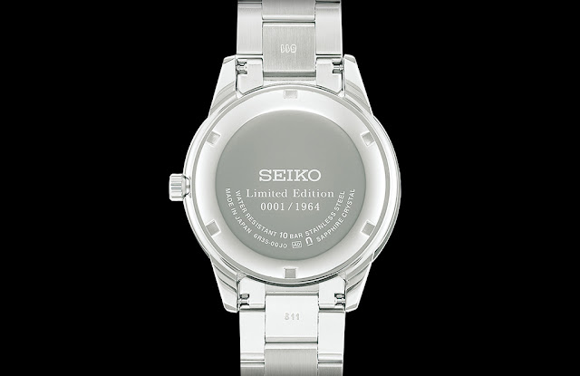 Seiko Presage Crown Chronograph Limited Edition