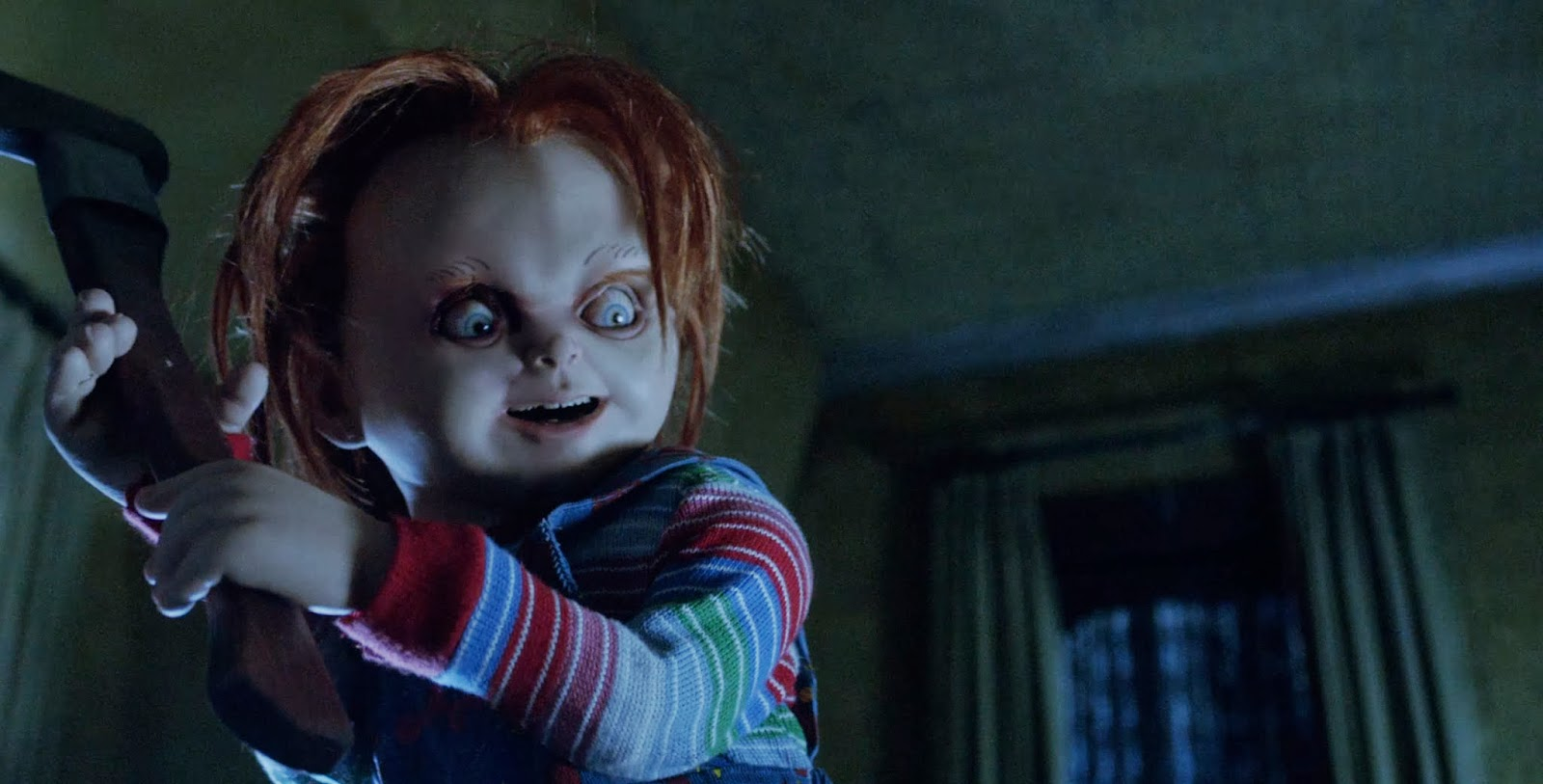 """The Cinema File #254: """"Curse Of Chucky"""" Review"""