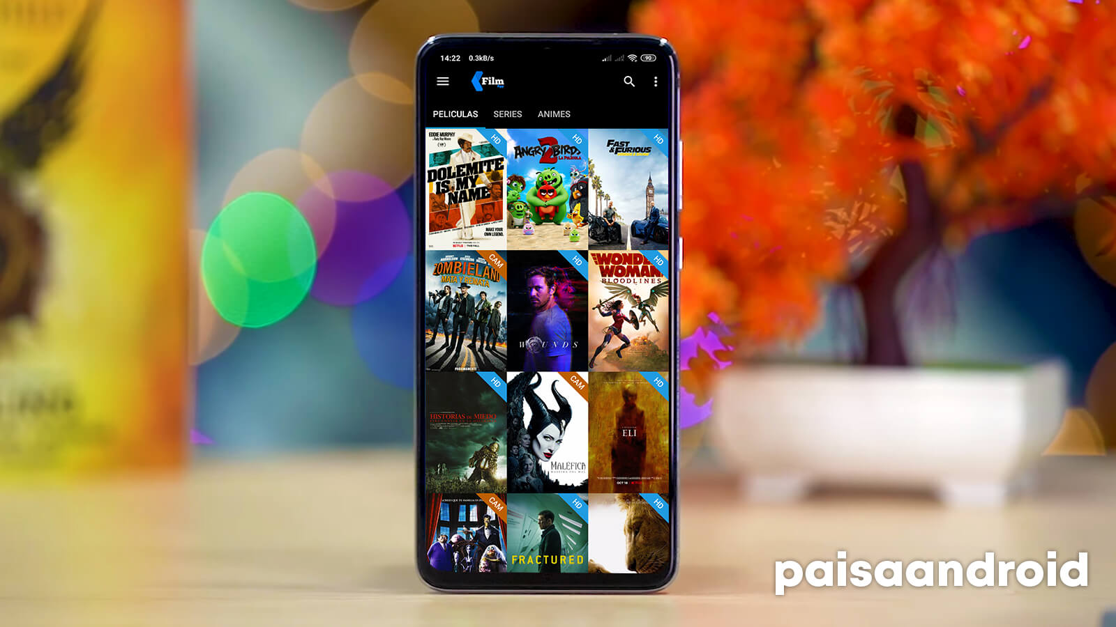 film app android