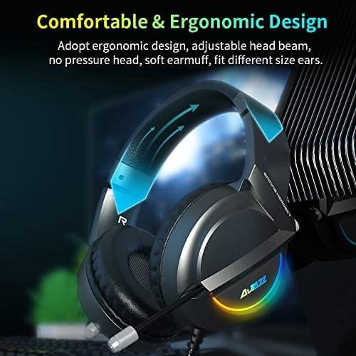 Review NACODEX AX365 USB Gaming Headset