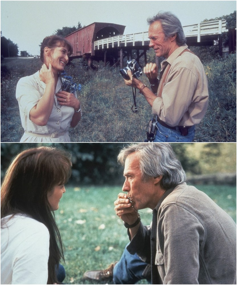 As Pontes de Madison – filme com Meryl Streep e Clint Eastwood