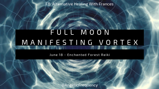 Angelic Frequency with Frances